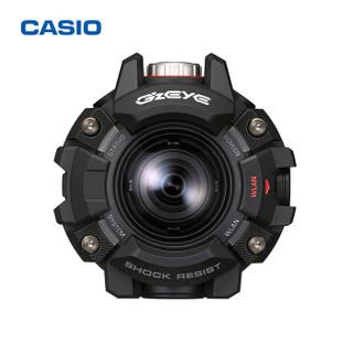 CASIO 卡西欧 GZE-1 BK 运动相机 黑色