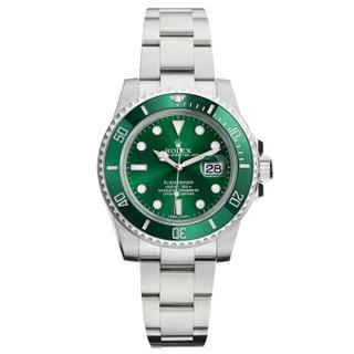 ROLEX 劳力士 116610LV 绿水鬼自动机芯表