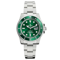 Rolex 劳力士 潜航者系列绿水鬼 116610LV 男士自动机械腕表