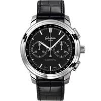 Glashütte 格拉苏蒂 精髓系列 1-39-34-20-42-04 男士机械手表