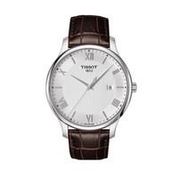 TISSOT 天梭 俊雅系列 T063.610.16.038.00 男士石英手表
