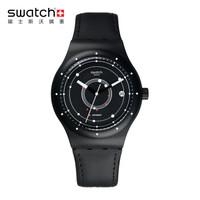 swatch 斯沃琪 装置51系列 SUTB400 男士机械手表