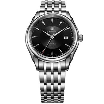 MANJAZ 名爵 阿波罗系列 7108M SW-WW-B1 男士机械手表