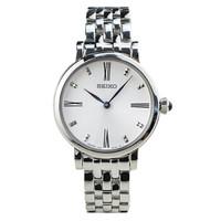 双11预售:SEIKO 精工 SFQ817J1 女士石英手表