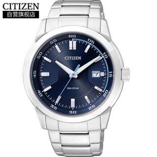 CITIZEN 西铁城 BM7140-54L 男士光动能手表