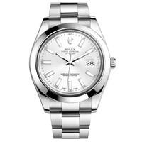 ROLEX 劳力士 日志型II系列 116300-72210 男士机械手表