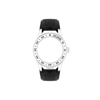 TAG Heuer 泰格豪雅 1FT6076 Connected Modular 45智能腕表表带 黑色