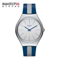 swatch 斯沃琪 超薄系列 SYXS107 中性石英手表
