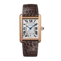 Cartier 卡地亚 坦克系列 W5200026 男士机械手表