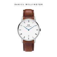 DanielWellington 丹尼尔惠灵顿 DW00100095 女士石英手表 *2件