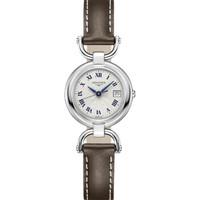 LONGINES 浪琴  骑仕系列 L6.130.4.71.2 女士石英手表