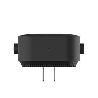 MI 小米 WiFi放大器Pro WIFI信号放大器 黑色