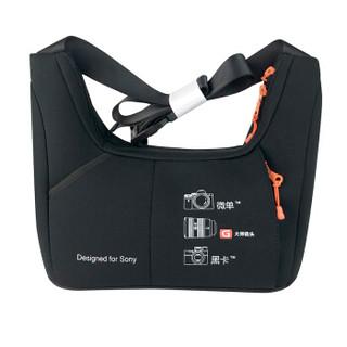 SONY 索尼 LBI-1802Case 单层两用镜头包