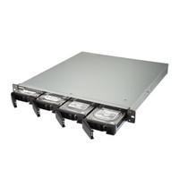 QNAP 威联通 TS-453BU-4G 四盘机架式 网络存储服务器NAS 含导轨 4G内存(无内置硬盘)