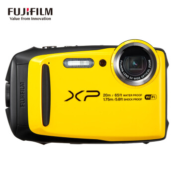FUJIFILM 富士 XP120 数码相机 黄色