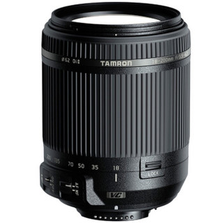 TAMRON 腾龙 18-200mm F/3.5-6.3 Di II VC [B018] 单反变焦镜头 APS-C画幅 尼康卡口