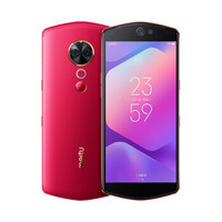 meitu 美图 T9 智能手机 4GB+64GB 全网通 浆果红