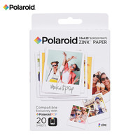 Polaroid 宝丽莱 Zink3X4 相纸 20张装