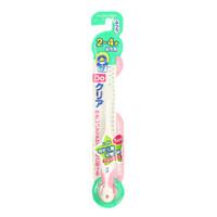 皓乐齿(Ora2)儿童牙刷 DoClear(2-4岁)软毛 呵护牙龈 清洁口腔 (新老包装随机发放) *2件