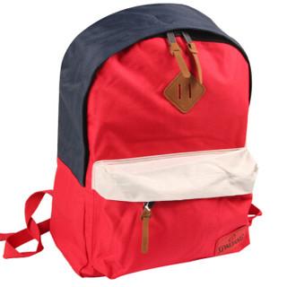 斯伯丁Spalding篮球背包运动休闲多功能旅行双肩包 30013-03红色