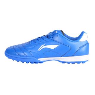 LI-NING 李宁 ASTL026-3 儿童碎钉足球鞋 (蓝色、37)