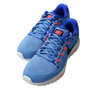 NIKE 耐克 863766-400 WMNS NIKE AIR ZOOM VOMERO 12 女子缓震跑步鞋 (37.5、极地蓝/黑)