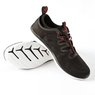 TOREAD 探路者 TFOG81702 徒步鞋 黑色/漂白 男 41