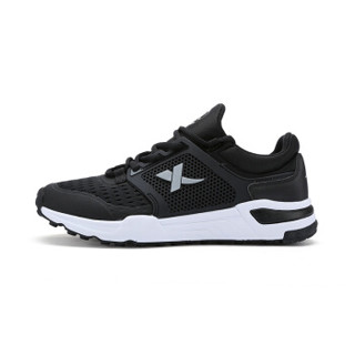 XTEP 特步 983119529261 男士综训鞋 黑 39码