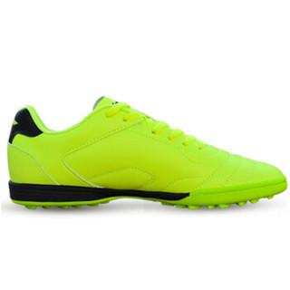 LI-NING 李宁 ASTL026-5 儿童碎钉足球鞋 (荧光绿、34)