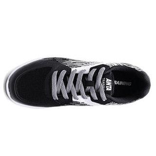 ANTA 安踏 12647772-6 女士运动鞋 黑/安踏白 36