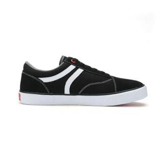 XTEP 特步 984119315238 男士滑板鞋 黑 44码