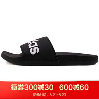 adidas 阿迪达斯 B42207 游泳系列 ADILETTE COMFORT 2018秋季 男子拖鞋 44码