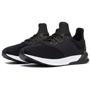 adidas 阿迪达斯 AQ0255 falcon elite 5 u 男女跑步鞋 黑色 42.5