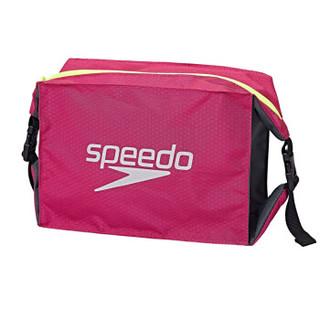 SPEEDO 速比涛 809191A677 游泳专用收纳包 深桃红 均码