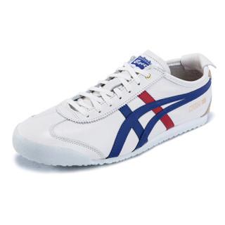 Onitsuka Tiger 鬼冢虎 D507L-0152 MEXICO 66 休闲运动鞋 白色/深蓝色 43.5