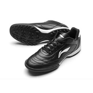 LI-NING 李宁 ASTL039-2 男士碎钉足球鞋 (黑、42)