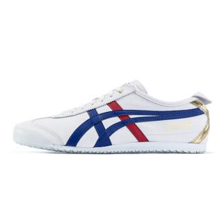 Onitsuka Tiger 鬼冢虎 D507L-0152 MEXICO 66 休闲运动鞋 白色/深蓝色 44