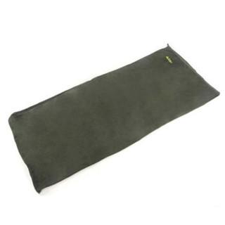 牧高笛 成人单人舒适柔软加厚摇粒绒抓绒睡袋XY NXF1233005 橄榄绿