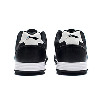 LI-NING 李宁 ASTL039-2 男士碎钉足球鞋 (黑、39)