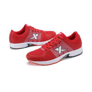 XTEP 特步 983319119278 男士跑鞋 红 44码