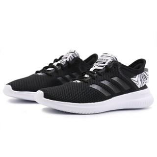 adidas 阿迪达斯 NEO CF QTFLEX W DA9528 女子休闲鞋 黑色 37.5