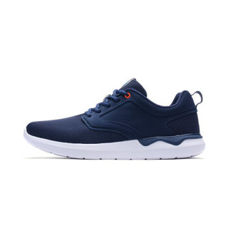 XTEP 特步 982119119312 男士慢跑鞋 兰 39码