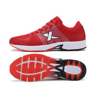 XTEP 特步 983319119278 男士跑鞋 红 41码