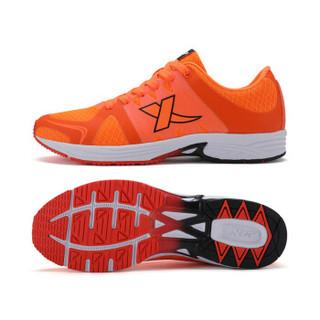 XTEP 特步 983319119278 男士跑鞋 桔 41码