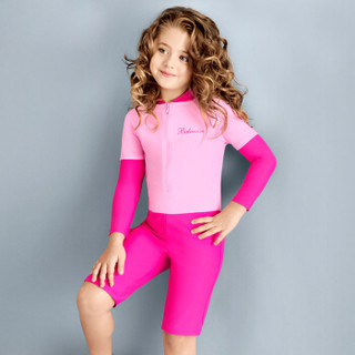 BALNEAIRE 范德安 260009-1 儿童连体平角女童泳衣 5-6岁(105-120cm/18-22kg)