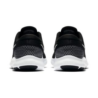 NIKE 耐克 908996-001 女子缓震跑步鞋 黑/白-白 36
