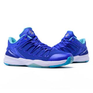 361° 361度 671711101-3 男士篮球鞋 炫蓝/361度白 40