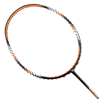 威克多VICTOR 限量款兰博基尼羽毛球拍速度型高刚碳素羽毛球拍单拍JS-EPIC01-O橘色4U