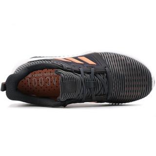 adidas 阿迪达斯 CM7400 女子跑步鞋 碳黑/牛奶珊瑚粉/一号黑 37