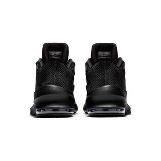 NIKE 耐克 AO6550-001 AIR MAX INFURIATE 2 MID PREMIUM EP 男子气垫篮球鞋 黑色 43码